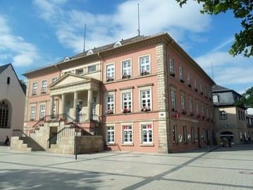 Das Detmolder Rathaus