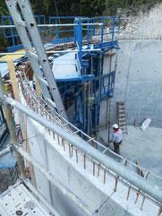 installation réservoir d'eau hermillon