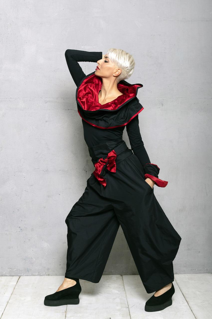 Model Fannie Wilkens, Foto Jürgen Freymann