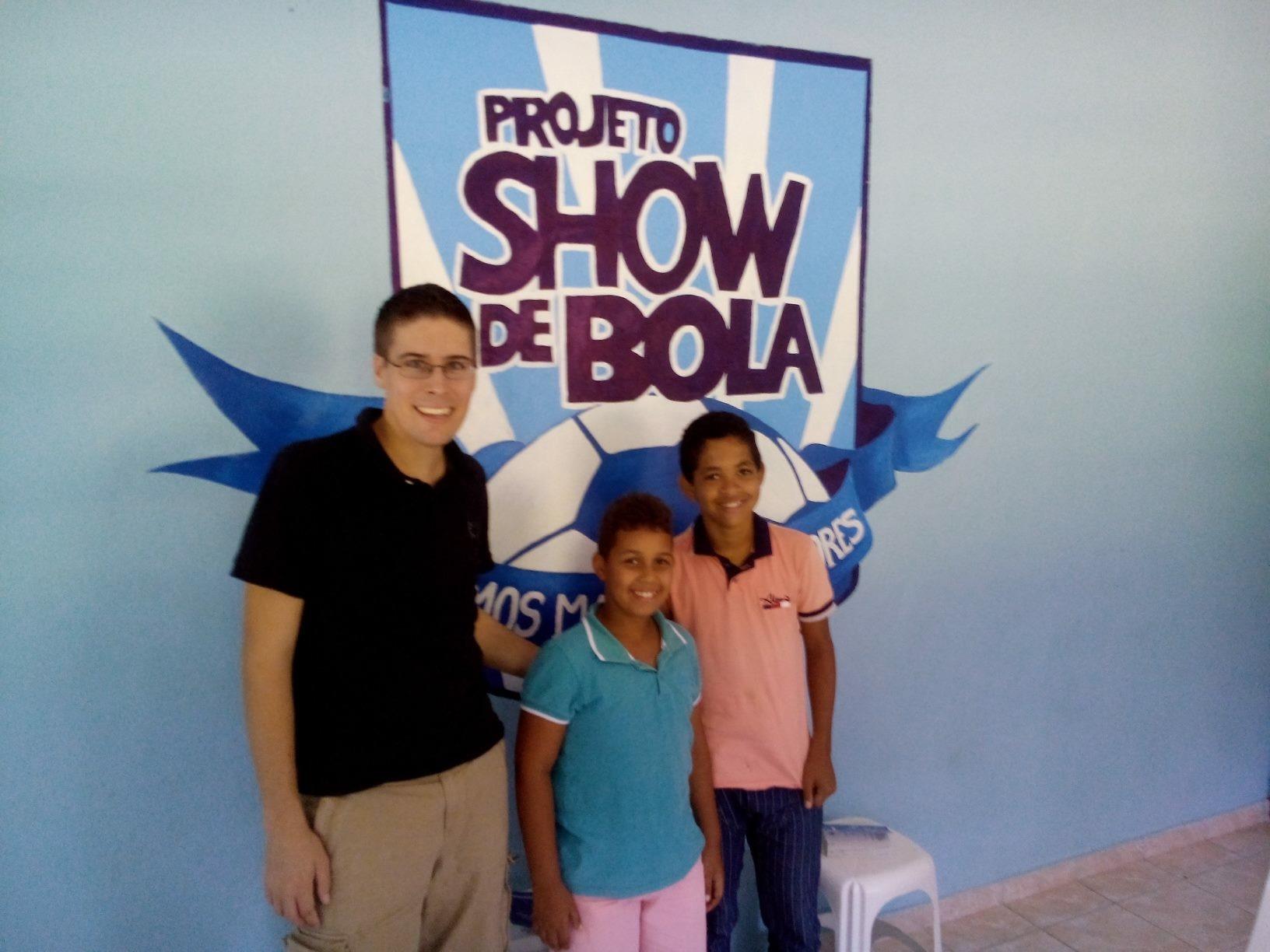 Show de Bola: Wunderbare Zeit mit Maycom & Leonardo