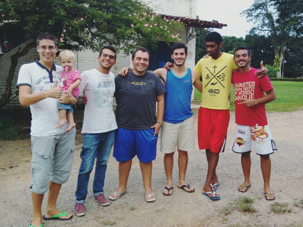 Die Kleingruppe von Tobias