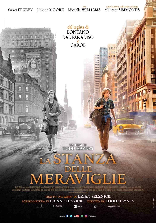LA STANZA DELLE MERAVIGLIE – 24 marzo ore 21:00 - Rivergaro (PC) Casa del Popolo – Rassegna Cinematografica