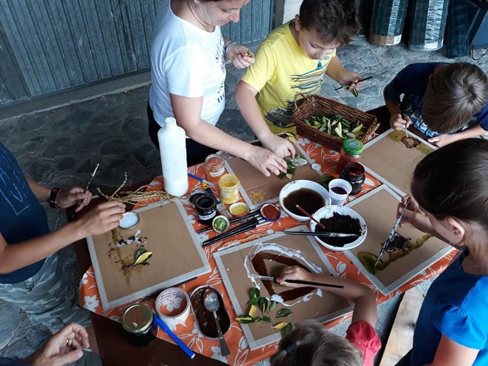 Lisore di Cerignale (PC)     8 luglio  - Giornata della volpe     Una giornata in alta Val Trebbia per tutta la famiglia  ma dedicata ai bambini      I NOSTRI SRAVEIGHI ...  i bambini selvatici