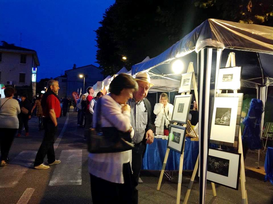 Michele Stragliati ArTre a Gragnano Trebbiense per Notte d'estate