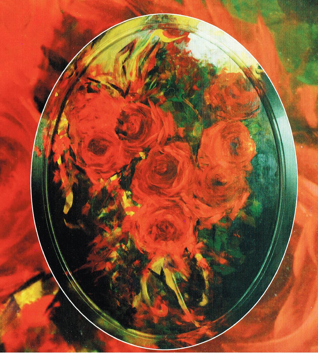 Passione - masonite 100 x 130 Elisa Geyer