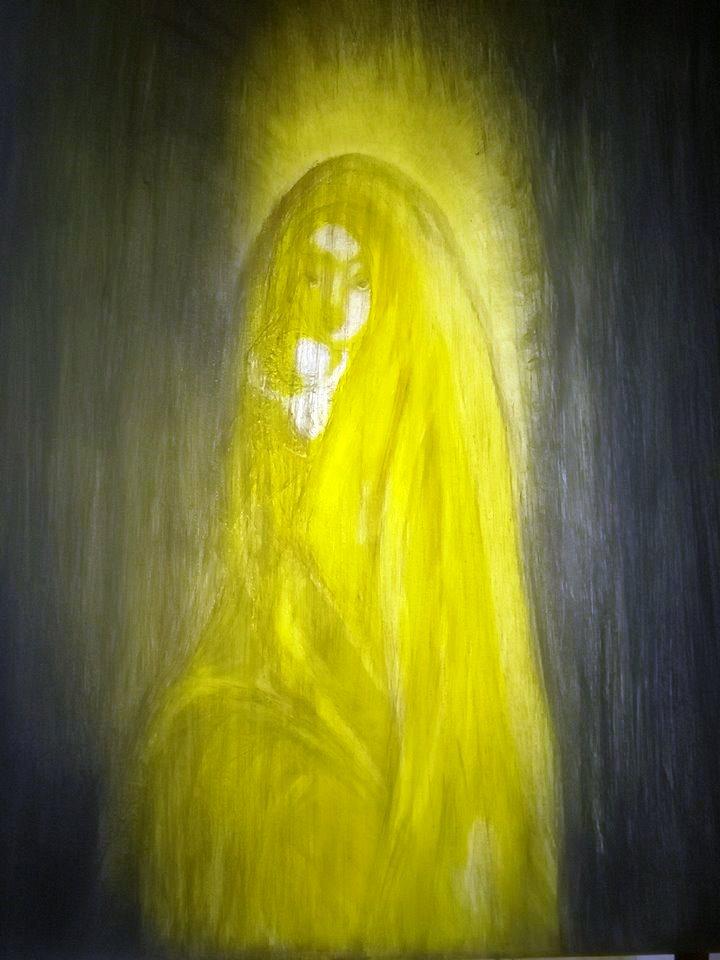 Natività APPARIZIONE Alberta Franzini