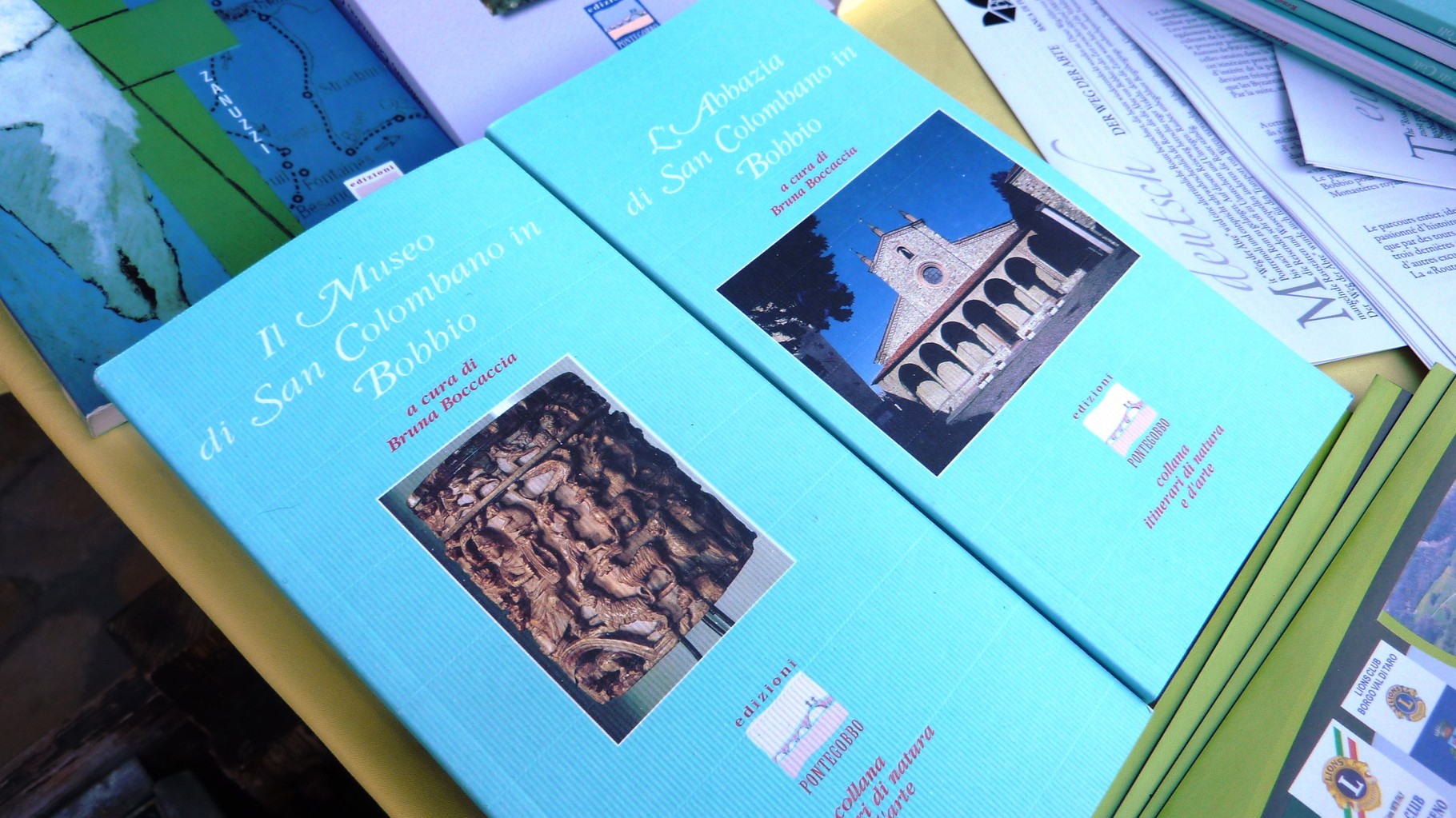 edizioni Pontegobbo