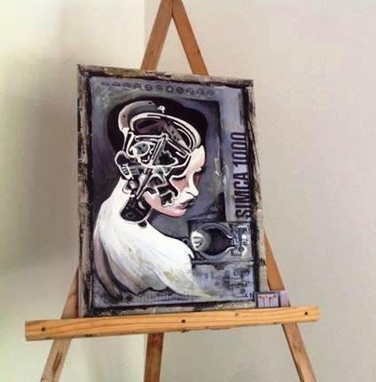 oltre il sacro ... alcune opere di Anisoara Elena Sasu