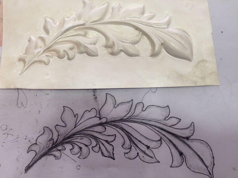 Bracciale in argento: disegno e realizzazione