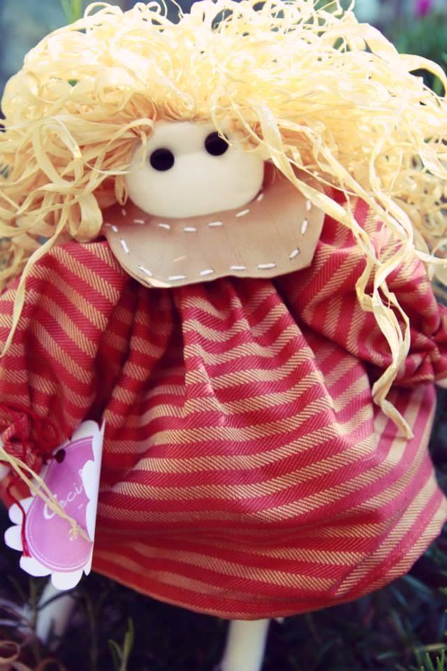 Le bambole di pezza di  Giulietta Gualdana