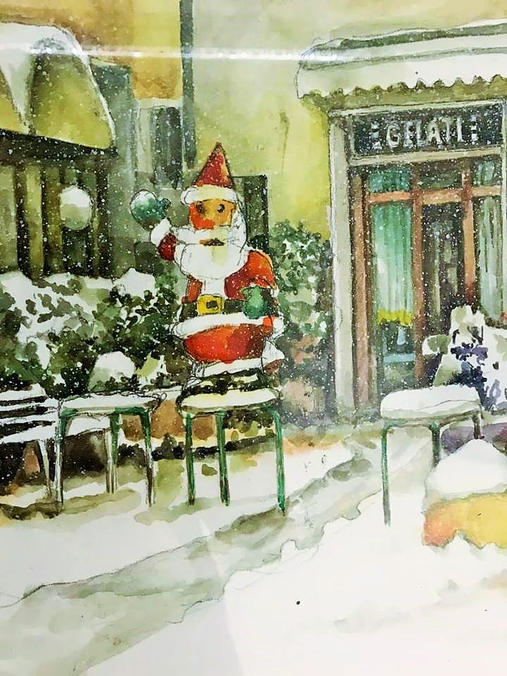 """Rivergaro: Natale con l'arte in Biblioteca   Mostra spazio permanente """"Percorsi Diversi""""  dall' 8 al 23 dicembre e dal 3 al 6 gennaio  lunedì 24 dicembre apertura straordinaria con bancarella dono e scambio libri"""
