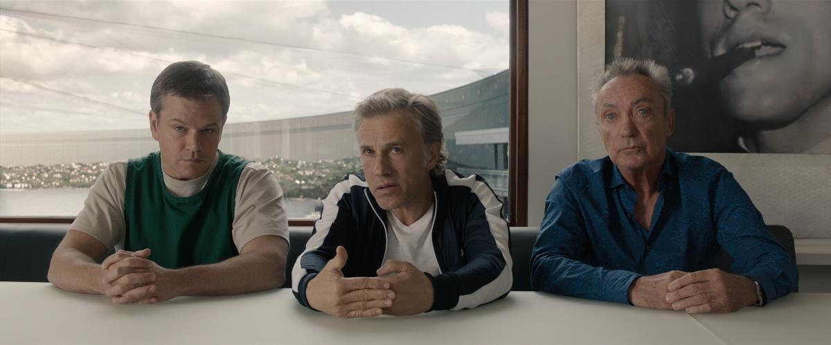 """Rivergaro """"Cinema sotto Le Stelle""""  Agosto : giovedì 2 dalle ore 21,30 DOWNSIZING VIVERE ALLA GRANDE"""