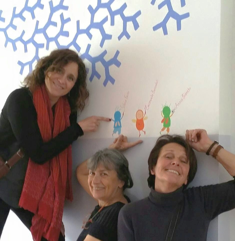 Silvia Faini, Emanuela Bussolati, Anna Bianchi