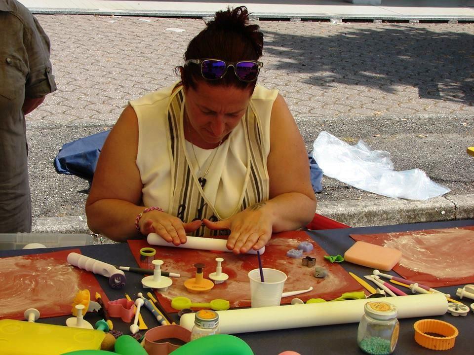 10 maggio gli Artigiani Creativi a Vigolzone