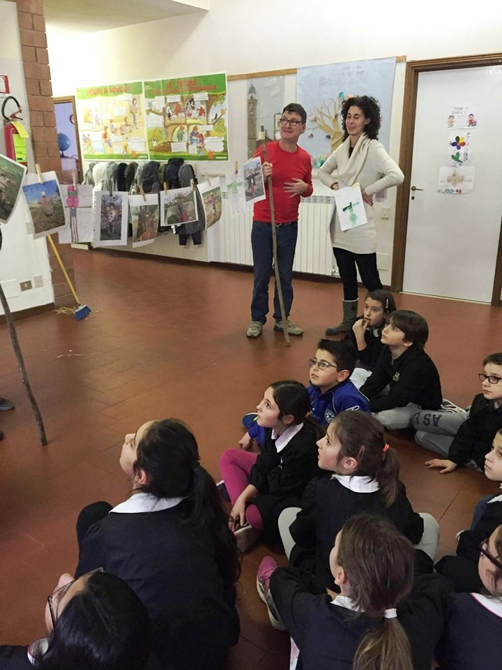 progetto ADOTTA UNO SPAVENTAPASSERI