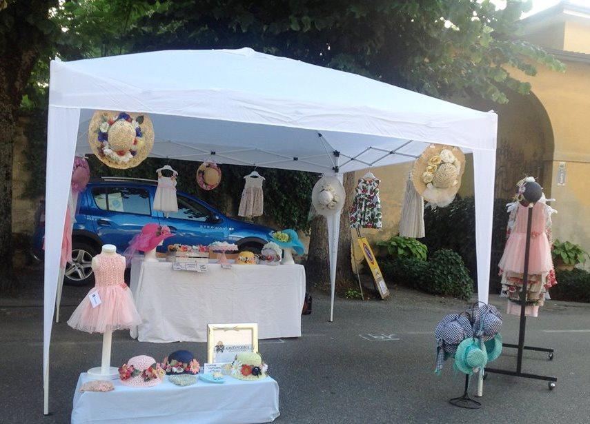 Ortensia Burzoni ArTre a Gragnano Trebbiense per Notte d'estate