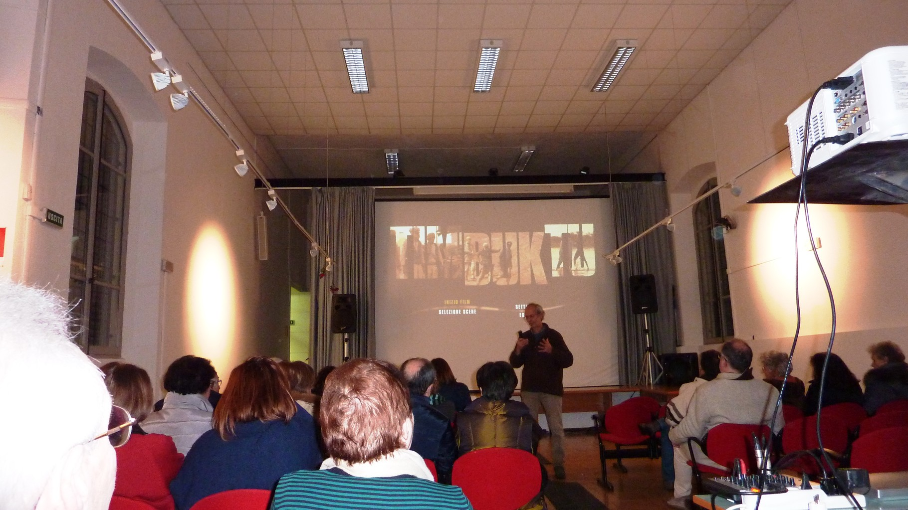 16/2: Cinema Timbuktu - A.Sissako