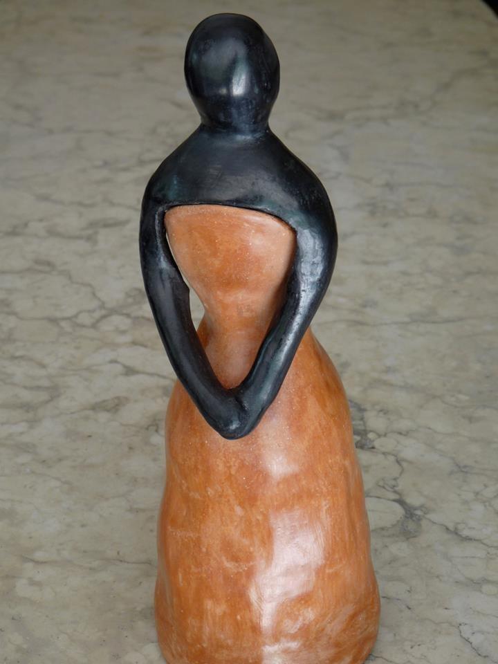 scultura di Anna Bianchi