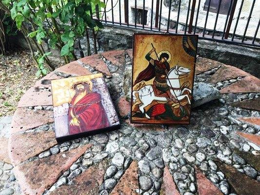 alcune opere di Anisoara Elena Sasu