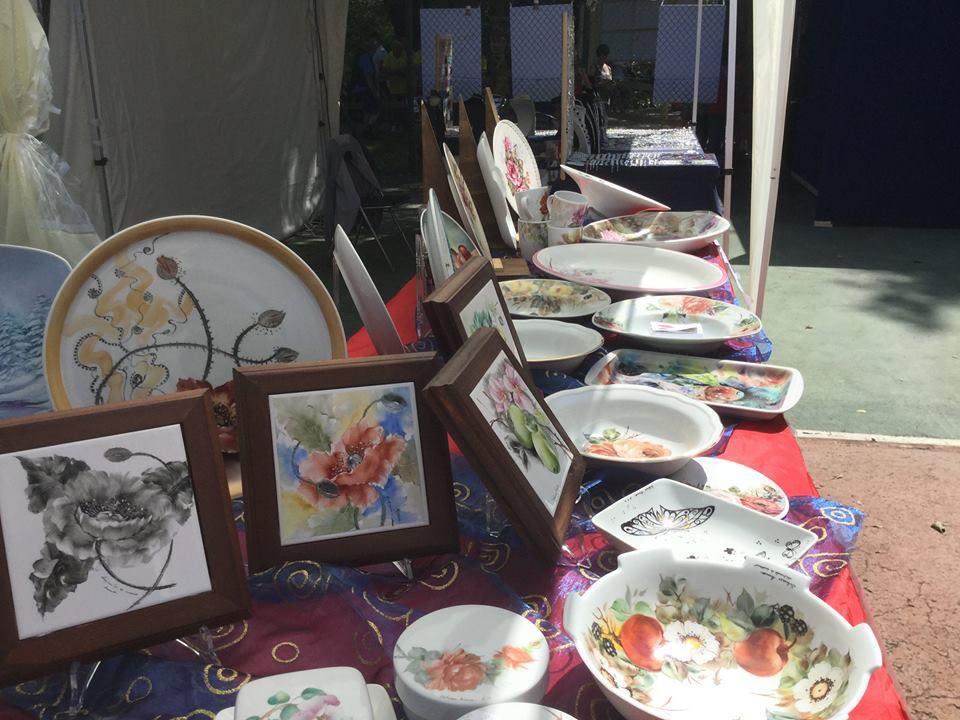 """gli """"Artigiani Creativi"""" di ArTre  a EXPO ALTA VAL TREBBIA 29-30-31 LUGLIO"""