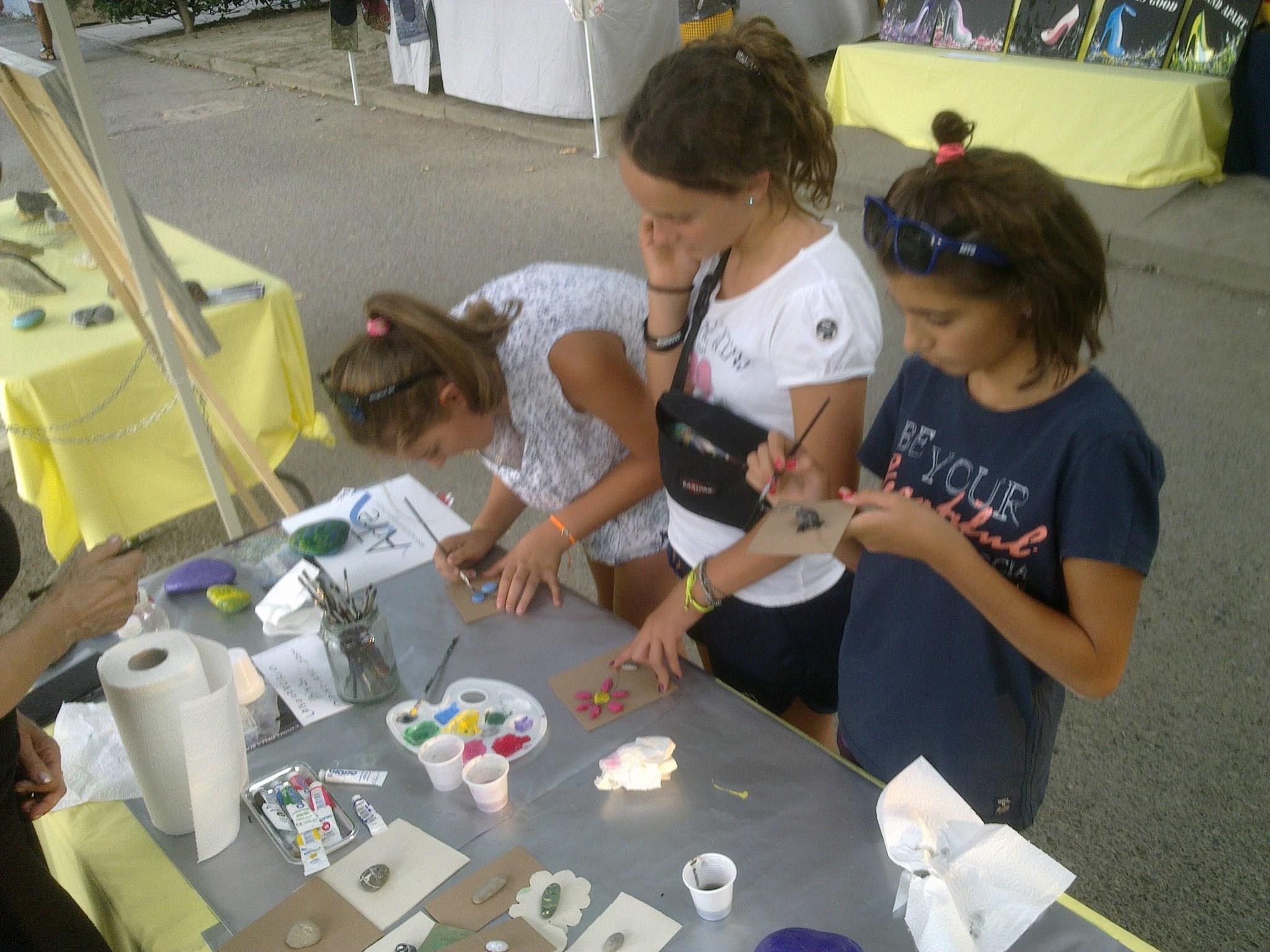 ArTre a Rivergaro : esposizione e laboratori 11 settembre 2016