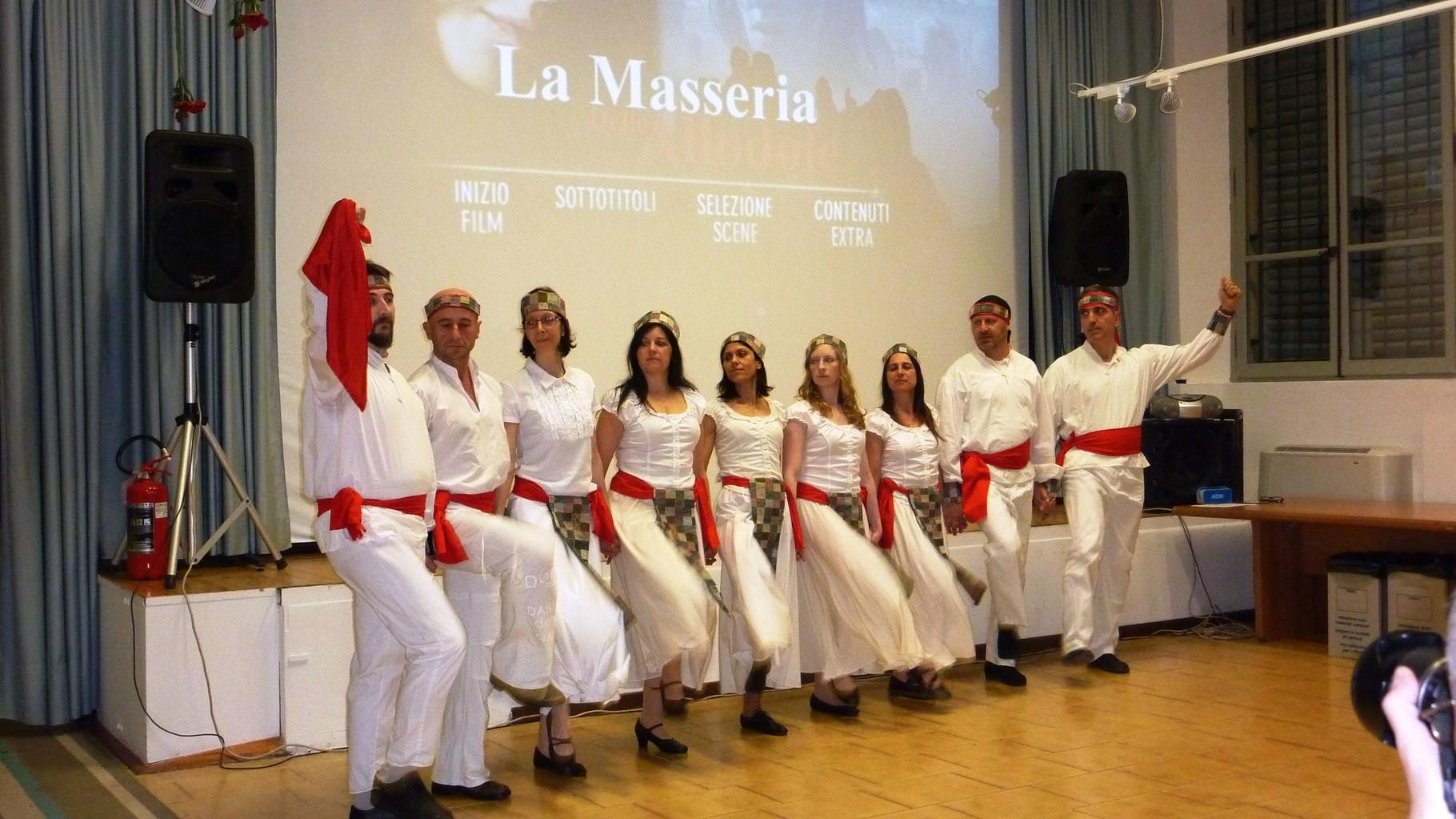 """Rivergaro- Casa del Popolo -1 marzo film: La Masseria delle Allodole + danze Armene con """"danzinfesta"""""""