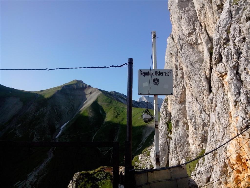 Gatterl (frontière austro-germanique)