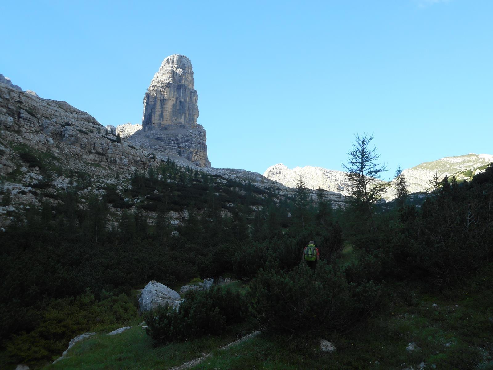 Torre dei Sabbioni (2531m)