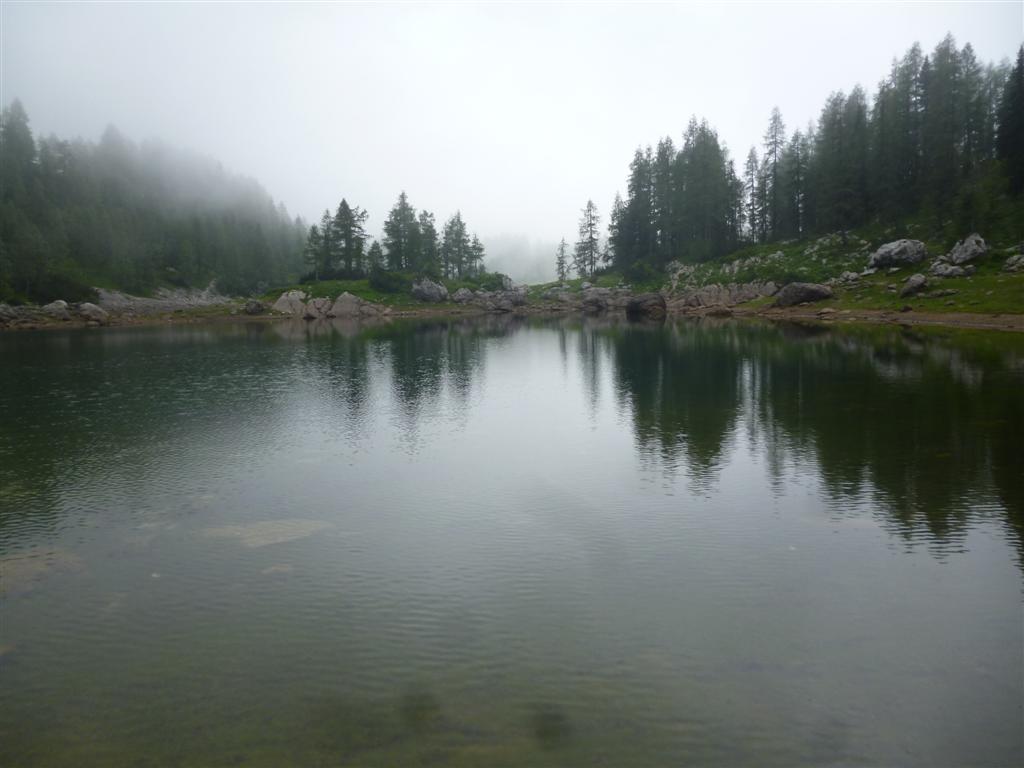 Lac de Djvono Jezero