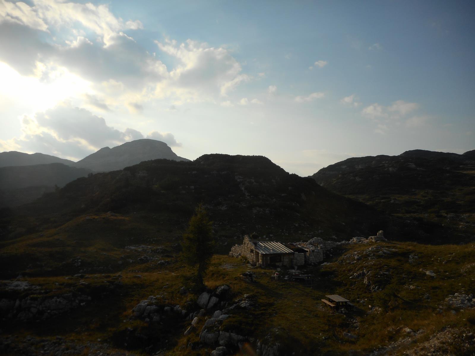 Bivouac et Monte Dodici (2336m)