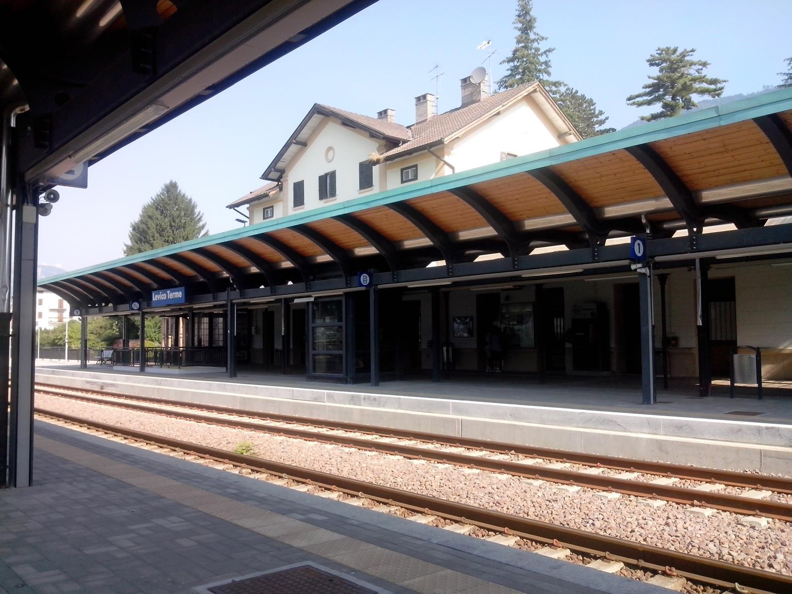 Gare de Levico Terme