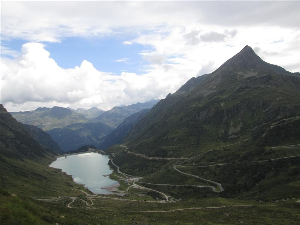 1er barrage de la Silvretta