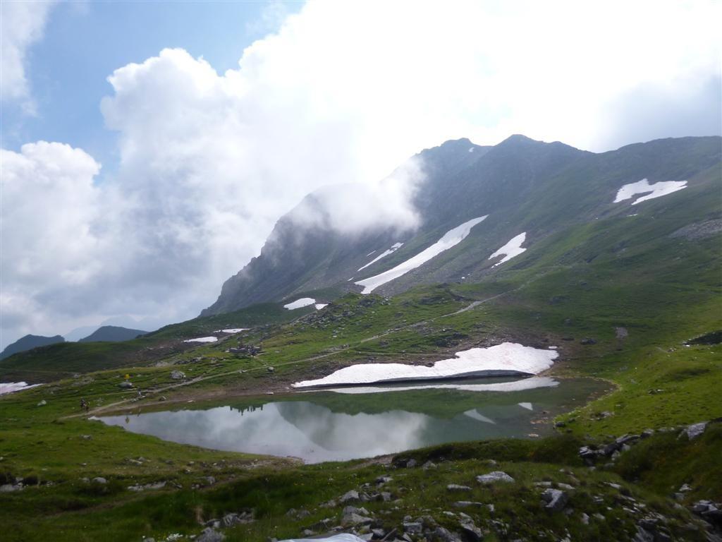 Holliruckersee (2400m)