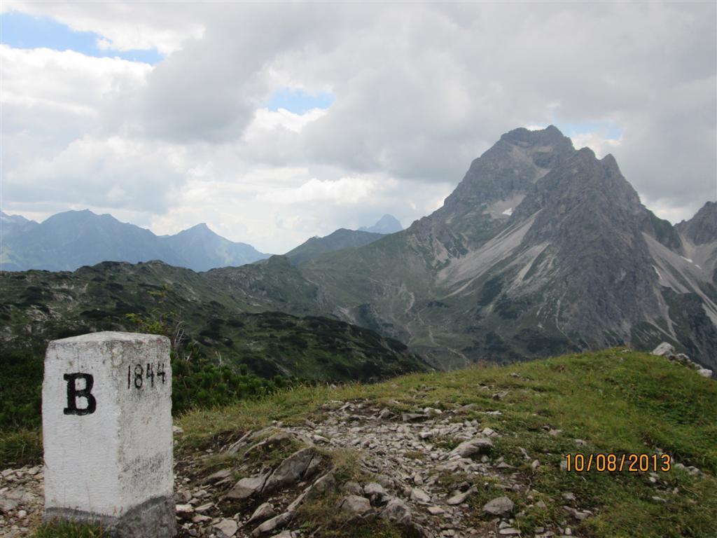 Toujours à saute-frontières, entre l'Allemagne et l'Autriche