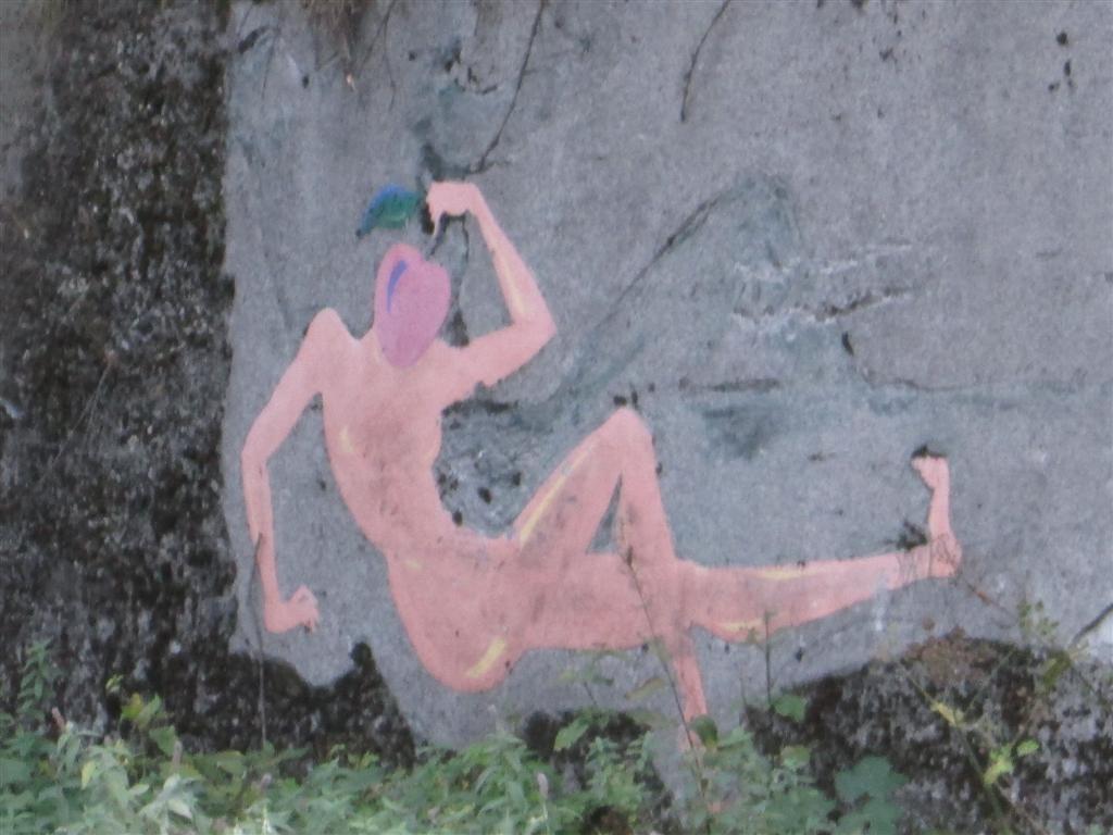 Peinture à Didiero