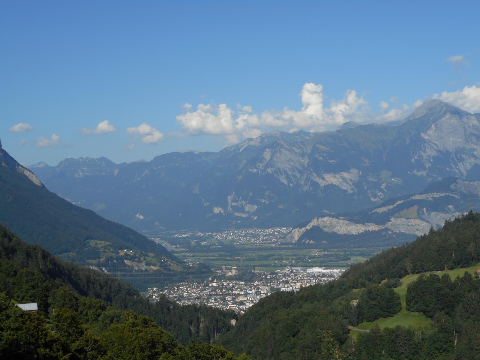 Et on approche de Sargan et du Liechtenstein