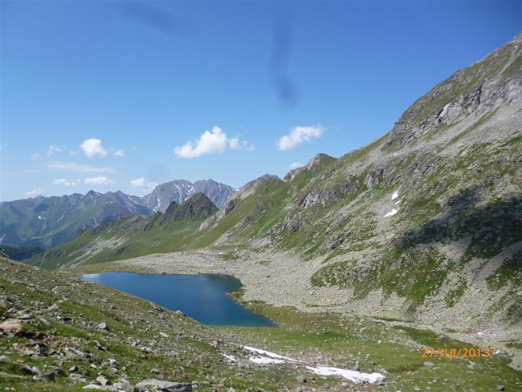 Le lac d'Eisbrugg See (2350m)