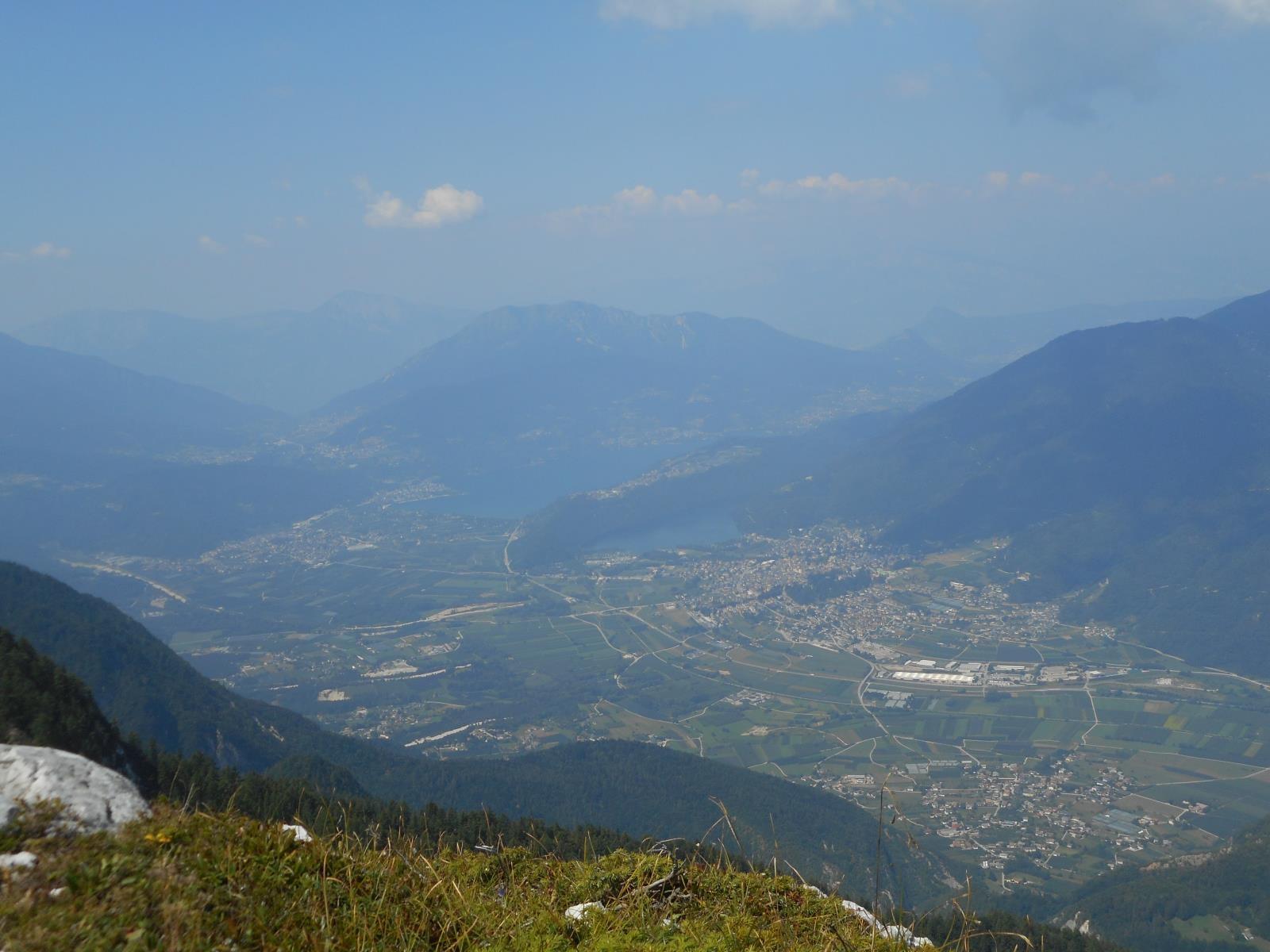 Levico Terme, terme notre traversée