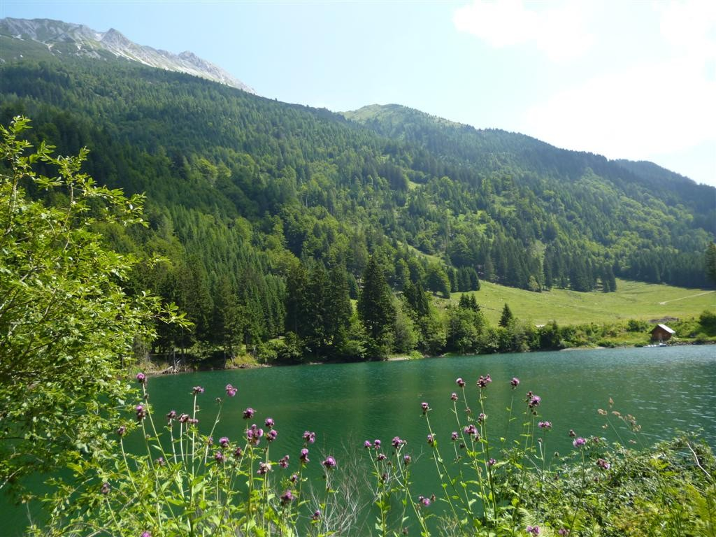 Lac de Grunsee (1245m)