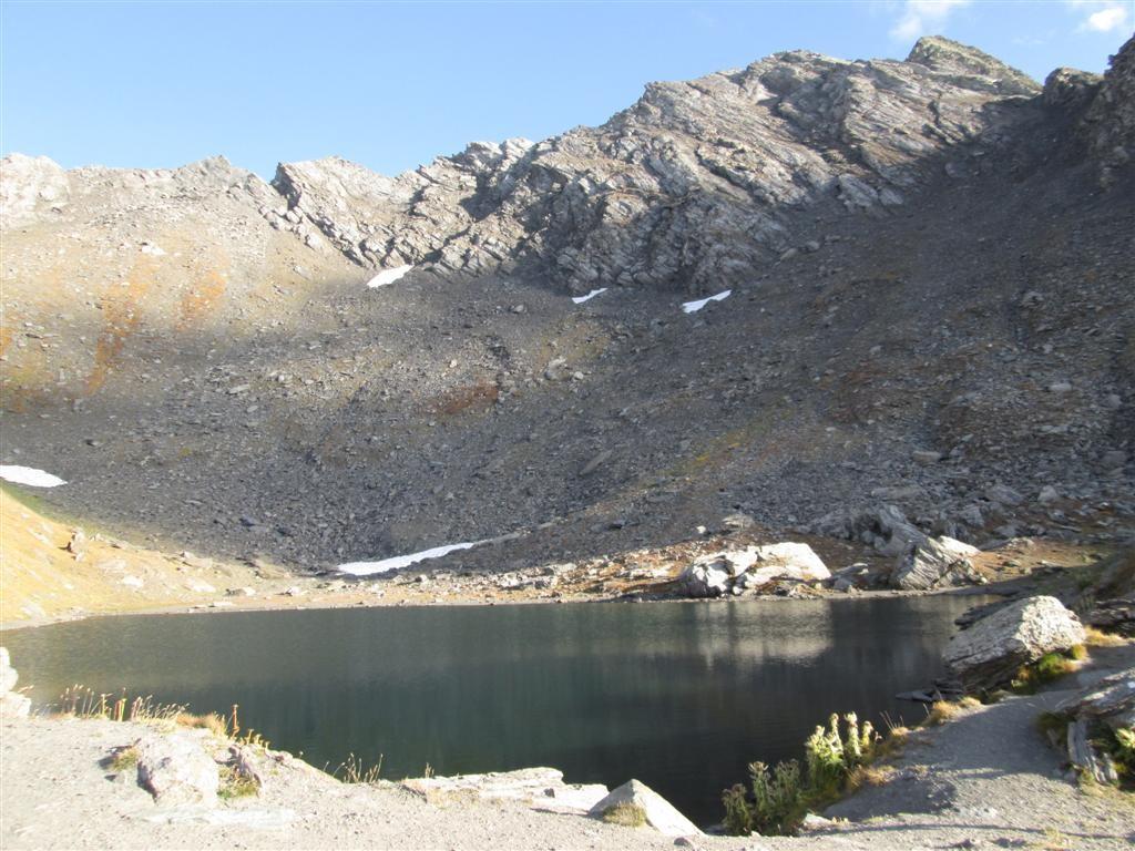 Lago Verde (2583m)