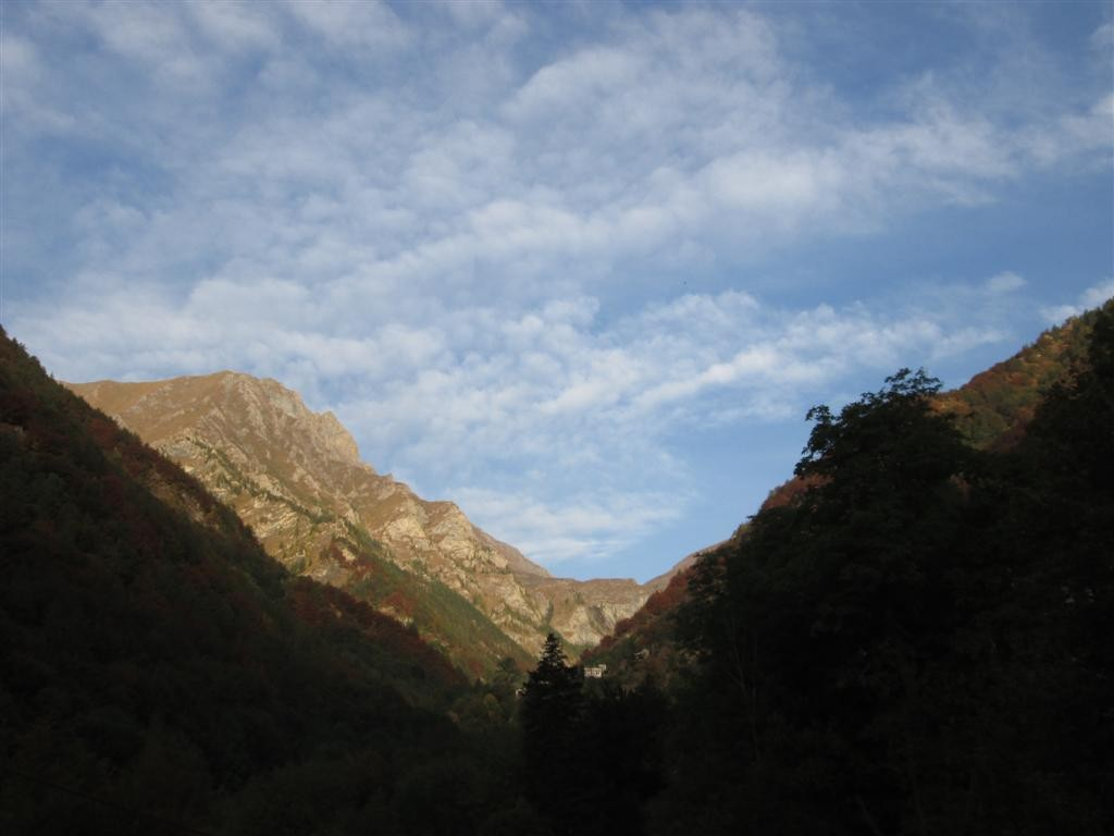 La vallée di Masselo