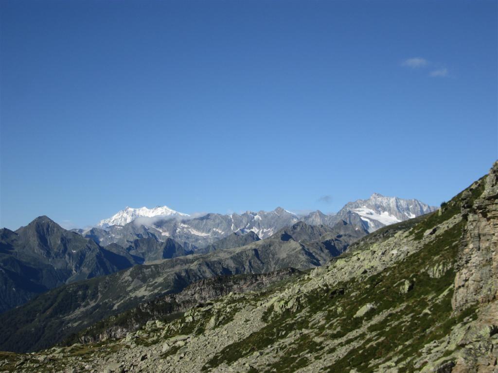 Mont Rose et Fleshorn, les 4000m s'affolent !