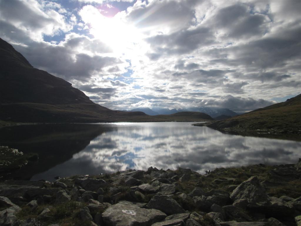 Lac sous le passo de Balniscio (2353m)