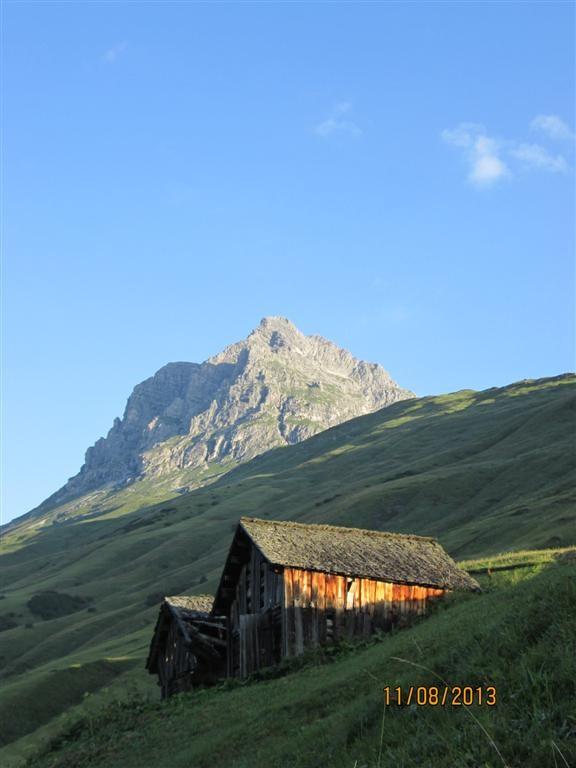 Le Widderstein (2533m)