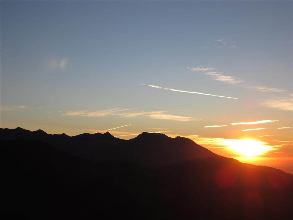 ... et quelques heures plus tard, le soleil !