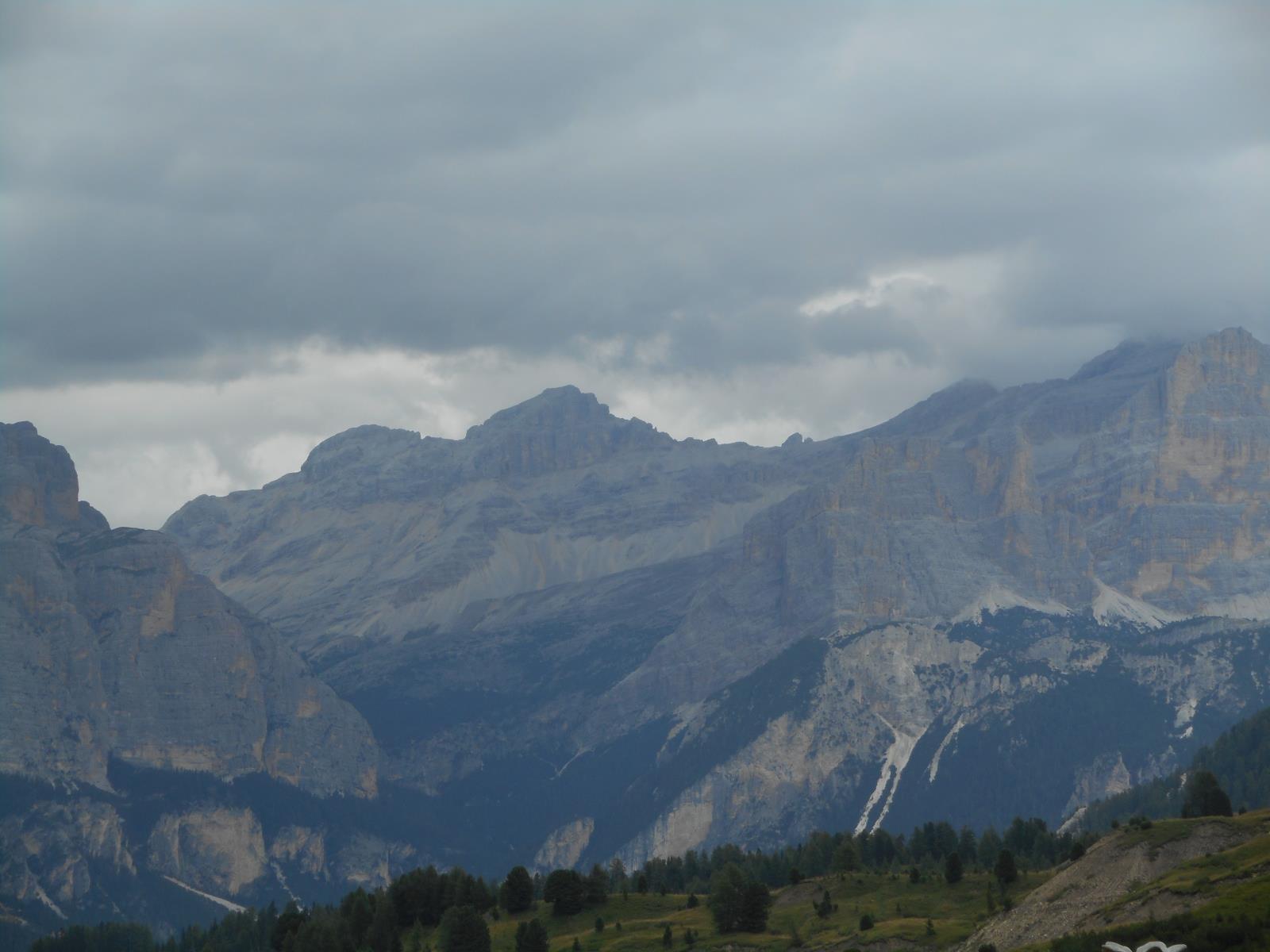 Dolomiti di Braies, depuis le Valparola