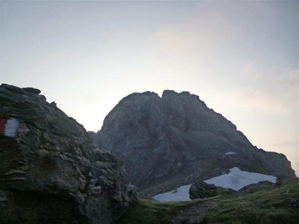 Vue sur le Gröbe (2689m)