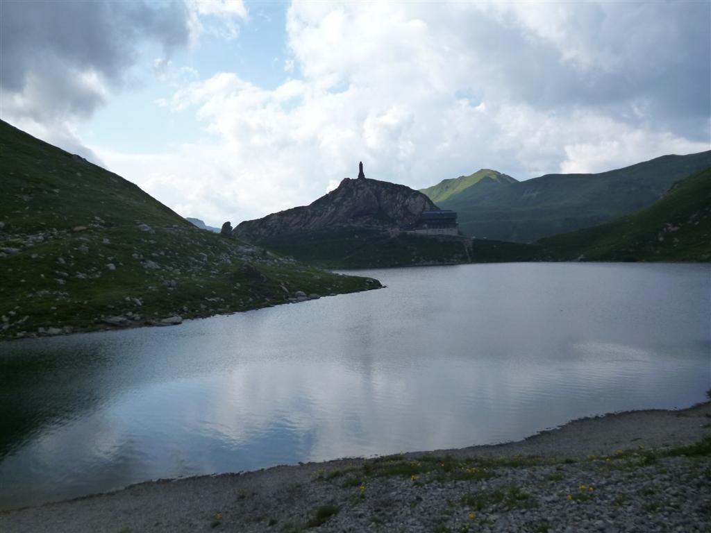Lac de Wolayersee (1967m)