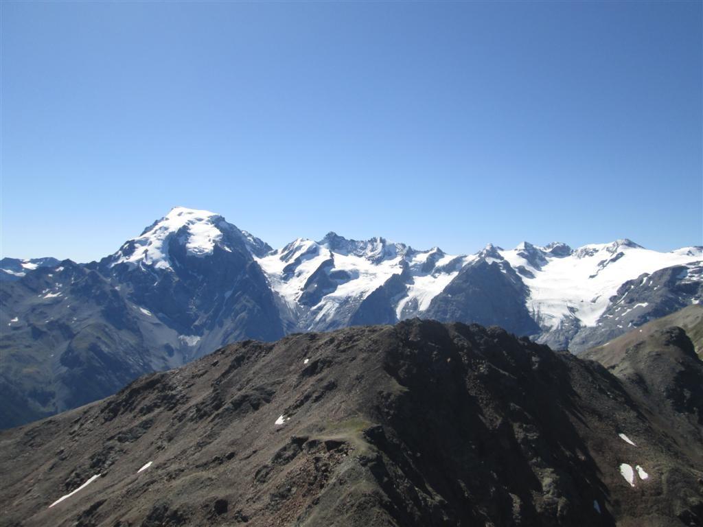Le pic Minschuns (2934m)