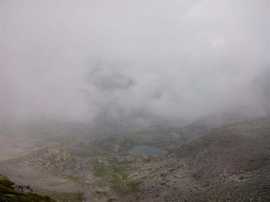 Depuis le col de Vermolera (2732m)